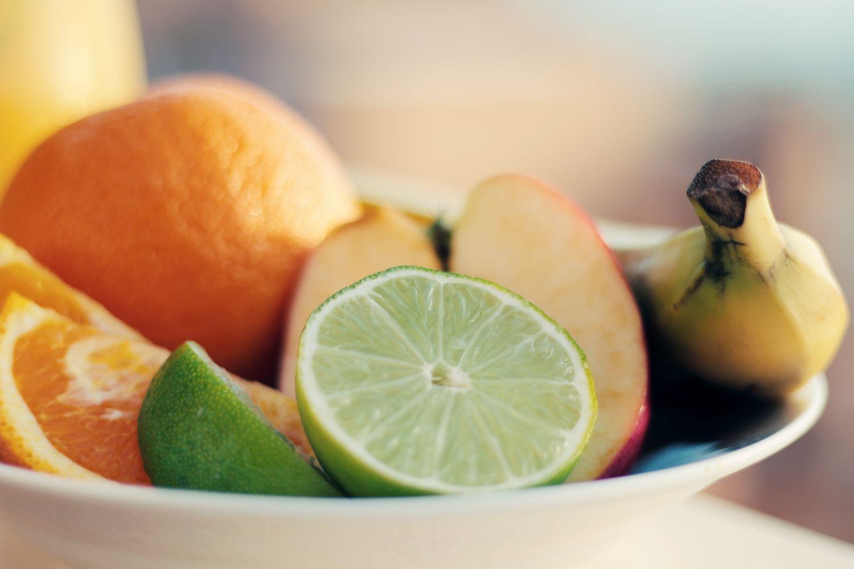 składniki soku lub smoothie
